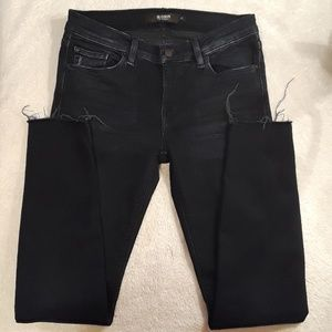 Hudson Krista Super Skinny Jeans Size 27